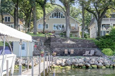 Okoboji Single Family Home For Sale: 1607 Lakeshore Drive