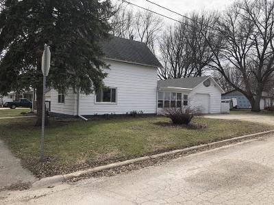 Emmetsburg Single Family Home For Sale: 1501 Grand Avenue