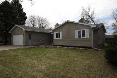 Spirit Lake Single Family Home For Sale: 821 27th Street