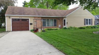 Spencer Single Family Home For Sale: 612 E 9th Street