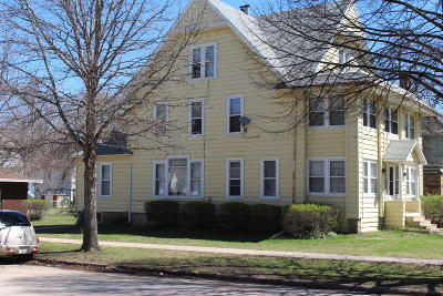 Multi Family Home Sold: 303 E 4th Street