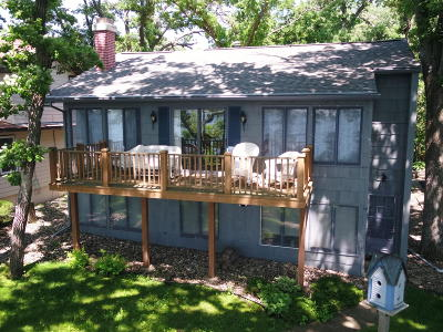 Single Family Home For Sale: 2809 Lakeshore Drive