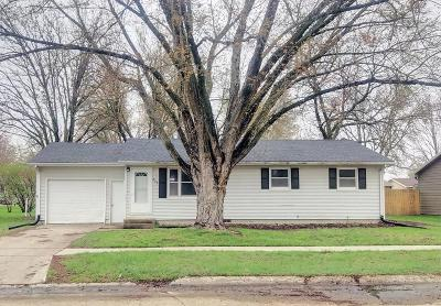 Spencer IA Single Family Home Active Contingent: $127,000