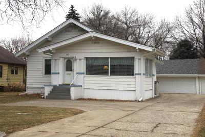 Spencer Single Family Home For Sale: 1617 N Grand Avenue