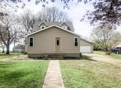 Single Family Home For Sale: 409 S State Street