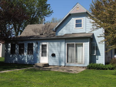 Emmetsburg Single Family Home For Sale: 1701 Broadway Street