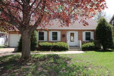 Spencer IA Single Family Home For Sale: $125,000