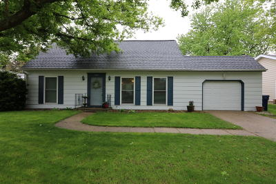 Spencer IA Single Family Home For Sale: $162,500