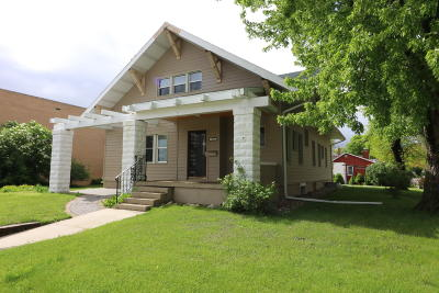 Spencer IA Single Family Home For Sale: $160,000