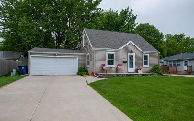 Spencer IA Single Family Home For Sale: $129,500