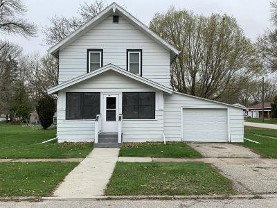 Ruthven Single Family Home For Sale: 1607 Burns Street