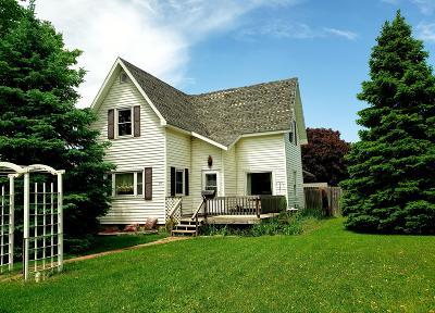 Spencer IA Single Family Home For Sale: $60,000
