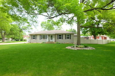 Spencer IA Single Family Home Active Contingent: $139,000