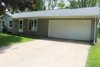 Spencer IA Single Family Home For Sale: $103,900