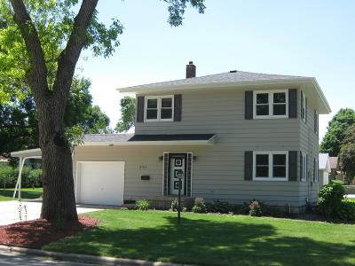 Emmetsburg Single Family Home For Sale: 201 Superior Street