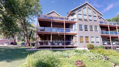Spirit Lake Condo/Townhouse For Sale: 20792 170th Street #4A