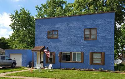 Spencer IA Single Family Home For Sale: $97,000