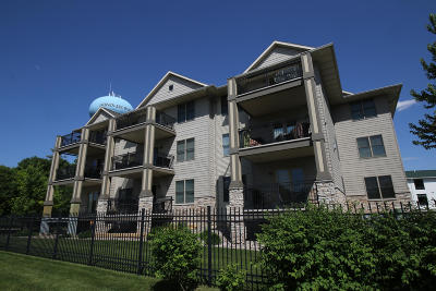 Arnolds Park Condo/Townhouse For Sale: 213 Hwy 71 S #D301