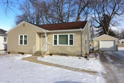 Spencer Single Family Home Active Contingent: 1502 3rd Avenue E