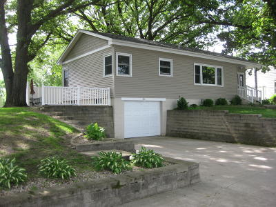 Emmetsburg Single Family Home For Sale: 104 Lake Shore Drive