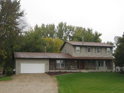 Marshalltown IA Single Family Home Sold: $204,750