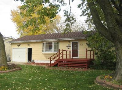 Marshalltown IA Single Family Home Sold: $82,500