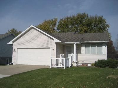 Marshalltown IA Single Family Home Sold: $124,900