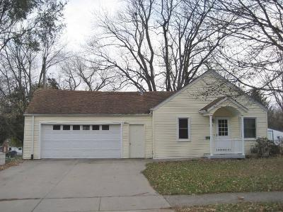Marshalltown IA Single Family Home Sold: $69,900