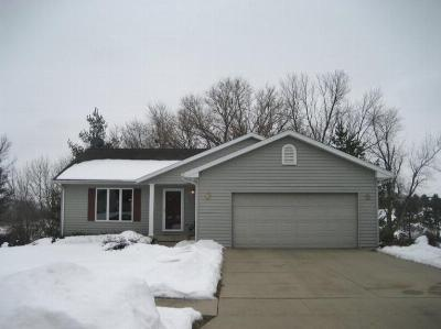 Marshalltown IA Single Family Home Sold: $199,500