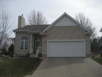 Marshalltown IA Single Family Home Sold: $164,900