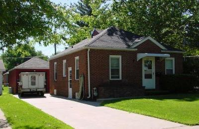 Marshalltown IA Single Family Home Sale Pending: $64,900
