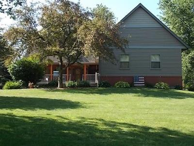 Marshalltown IA Single Family Home Sold: $304,000