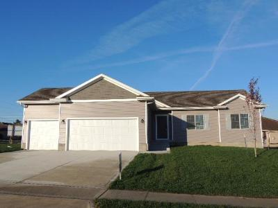 Single Family Home Sold: 2921 Jackie Terrace