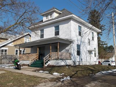 Marshalltown Single Family Home For Sale: 6 East Webster Street