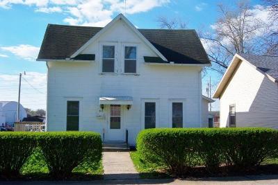 Marshalltown Single Family Home For Sale: 513 E Boone Street