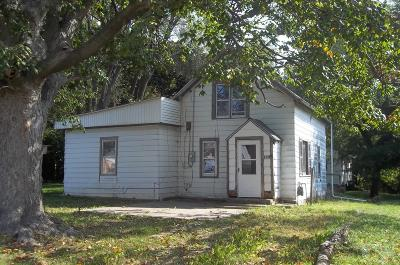 Albion Single Family Home For Sale: 301 North Liberty Street