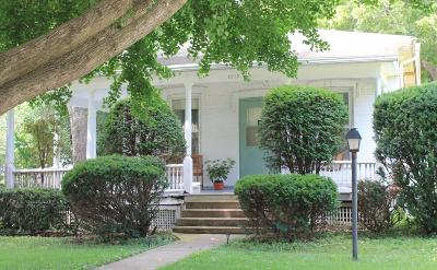 Grinnell Single Family Home For Sale: 1215 Main Street