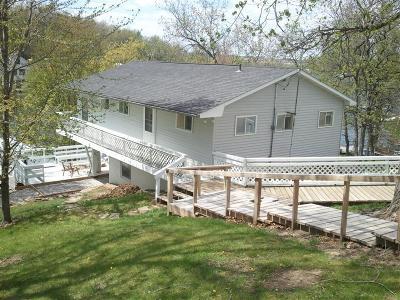 Brooklyn Single Family Home For Sale: 3006 E Lakeshore Drive