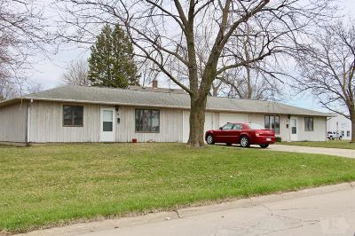 Multi Family Home For Sale: 931 Harrison Avenue