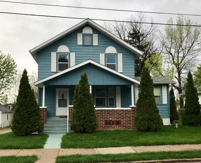 Marshalltown Single Family Home For Sale: 912 May Street