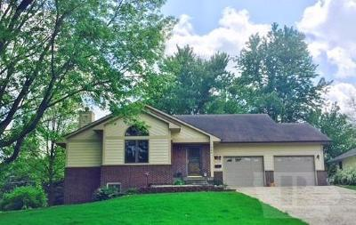 Marshalltown Single Family Home For Sale: 1304 Emerald Drive