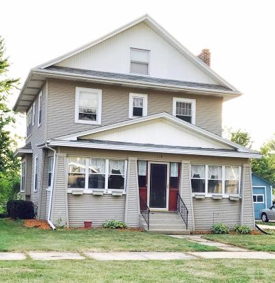 Marshalltown Single Family Home For Sale: 119 S 10th Street