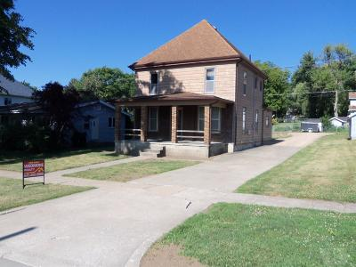 Tama Single Family Home For Sale: 1013 McClellan Street
