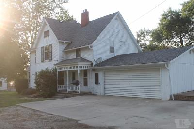 Toledo Single Family Home For Sale: 304 N East Street