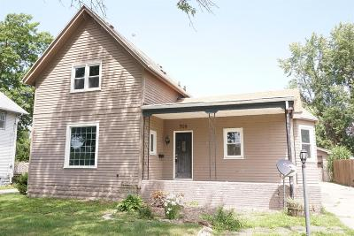 Marshalltown Single Family Home For Sale: 709 W State Street