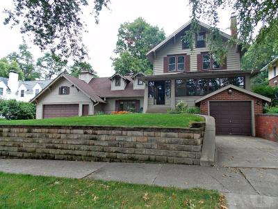 Marshalltown Single Family Home For Sale: 607 Jerome Street