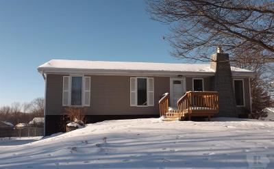 Marshalltown Single Family Home For Sale: 2211 S 3rd Avenue