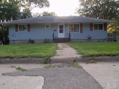 Tama Single Family Home For Sale: 801 Garfield
