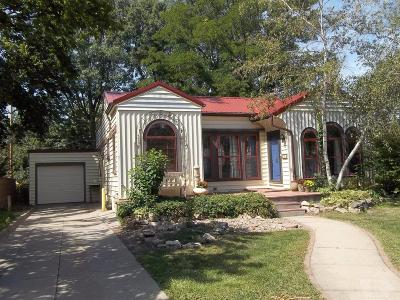 Marshalltown Single Family Home For Sale: 406 North 8th Street