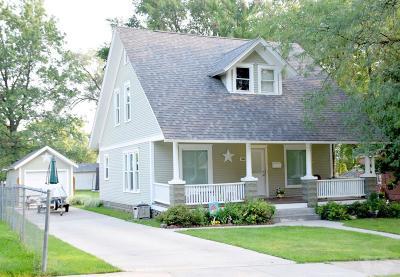 Marshalltown IA Single Family Home For Sale: $79,900